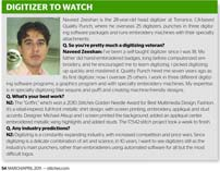Digitizer to Watch <br /> Naveed Zeeshan, Quality Punch (Stitches March/April-2011)